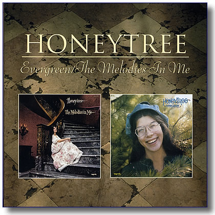 Evergreen and Melodies In Me CD